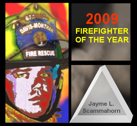 2009 Firefighter of the Year